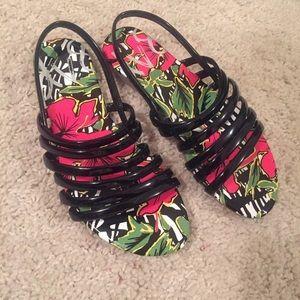 NWOT dolce vita strappy sandals